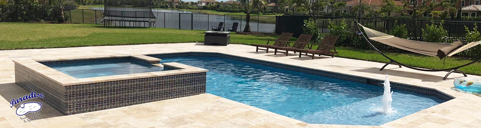 Paradise Pools And Spa, Paradise Inground Pools